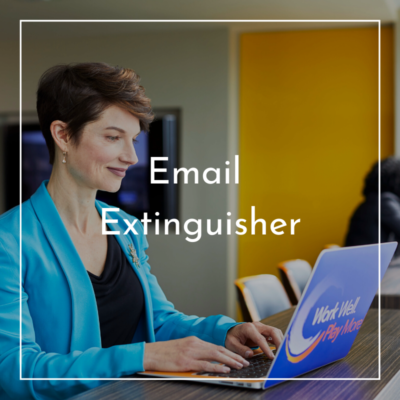 Email Extinguisher